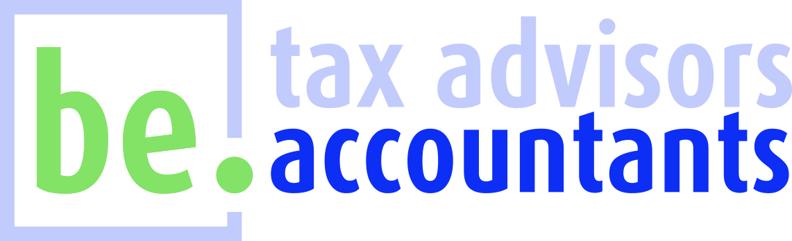 Logo Be.tax advisors accountant cmjn